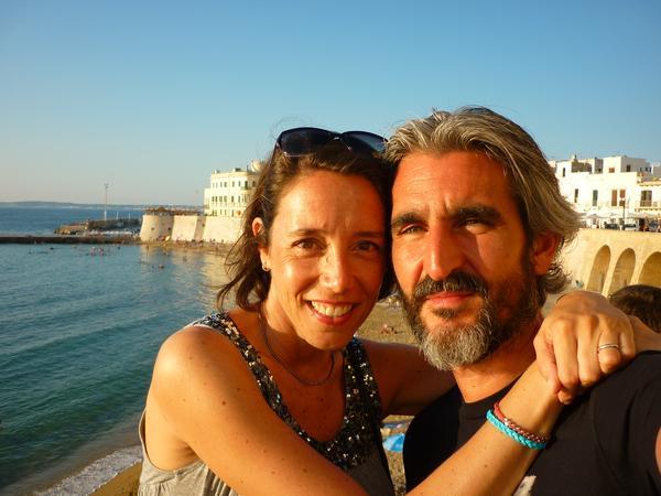 Cristina & Alessandro from Schio, Italy