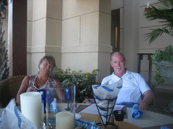 Nevenka & Joe from Miami, FL, United States