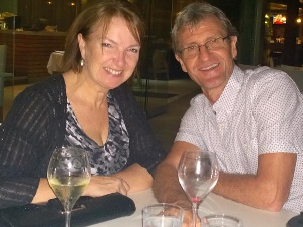 Ross & Susie from Townsville, Queensland, Australia