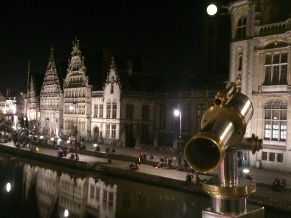 Housesitting assignment in Gent, Belgium