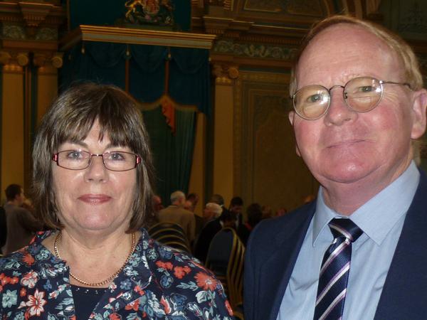 Glenda & Bernard from Baranduda, VIC, Australia