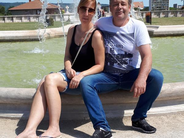 Judit & Zsolt from Aba, Hungary
