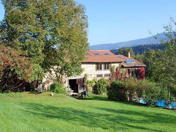 URGENT - end Aug/Sept 2016:- Sitter(s) needed for rural property with pool in the Auvergne region of France.