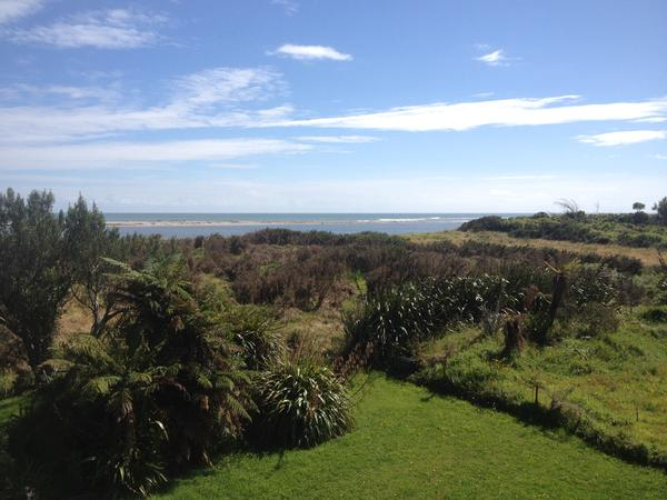 Housesitting assignment in Haast, New Zealand