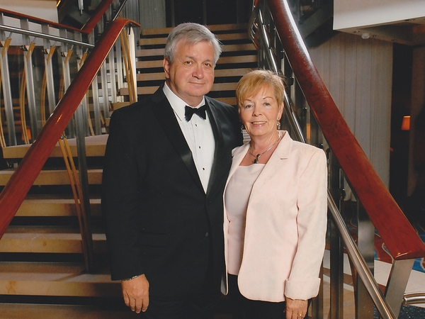 Paulette & Barry from Victoria, British Columbia, Canada