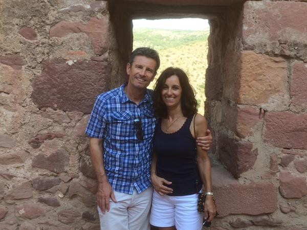 Stephen & Marisa from Benicàssim, Spain