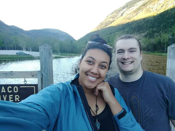 Tylor & Sariah from Ashland, New Hampshire, United States