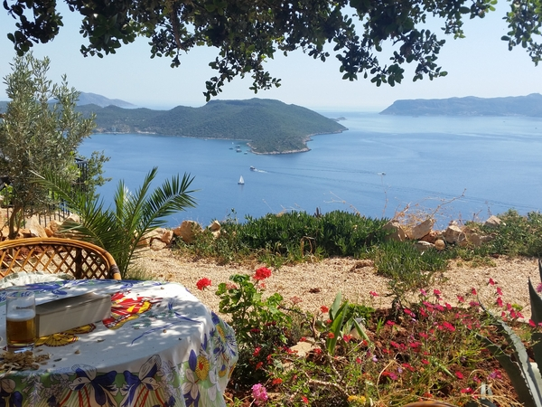 Housesitting assignment in Kaş, Turkey