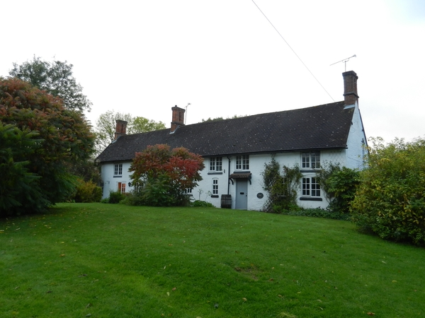 Rural cottage with ponies/cats/chickens in Warwickshire
