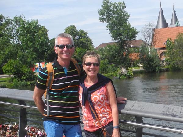 Richard & Melanie from Lagos, Portugal