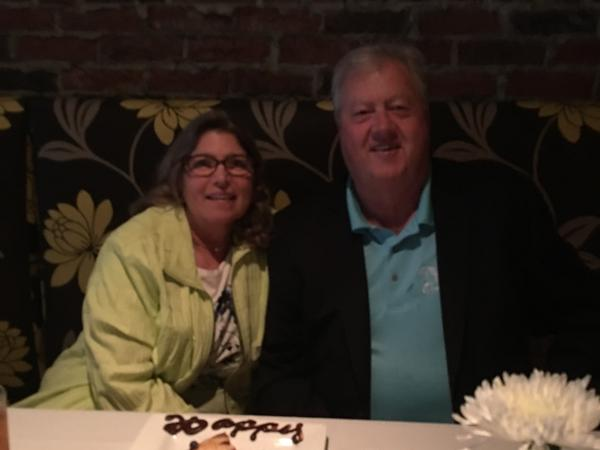 Chuck & Debby from Kansas City, Missouri, United States