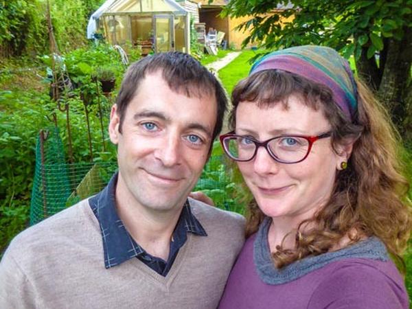 Glyn & Stefanie from Stroud, United Kingdom