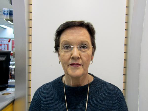 Barbara from Pretoria, South Africa