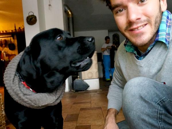 Gustavo & Rafael from Belo Horizonte, Brazil