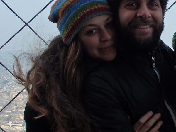 Daniela & Alessandro from Florence, Italy