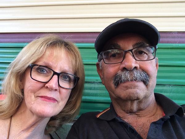 Myra & Irving from Perth Airport, WA, Australia