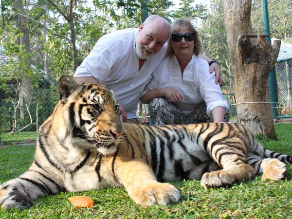 David & regina & David from Victoria, British Columbia, Canada