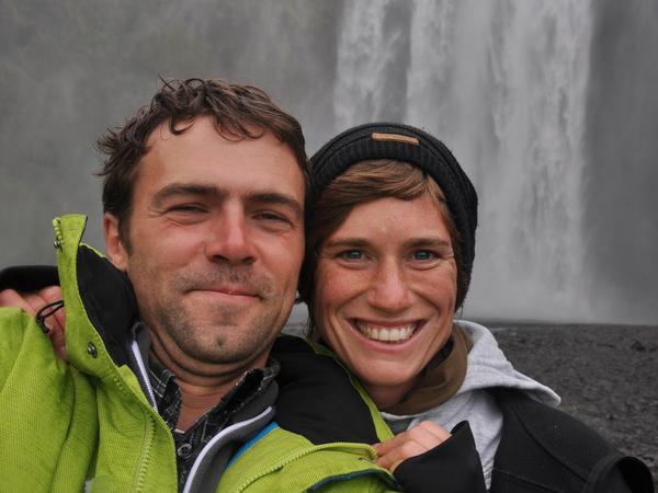 Ruben & Marjolijn from Geraardsbergen, Belgium