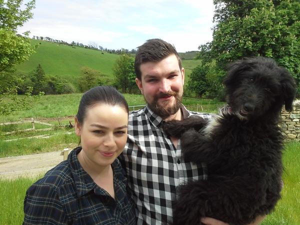 Athena & Jay from Cork, Ireland