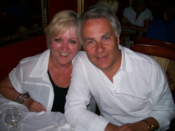 Sherrilyn & Chris from Eastbourne, United Kingdom