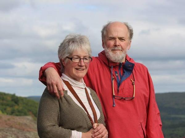 Betty & Russell from Sussex, New Brunswick, Canada