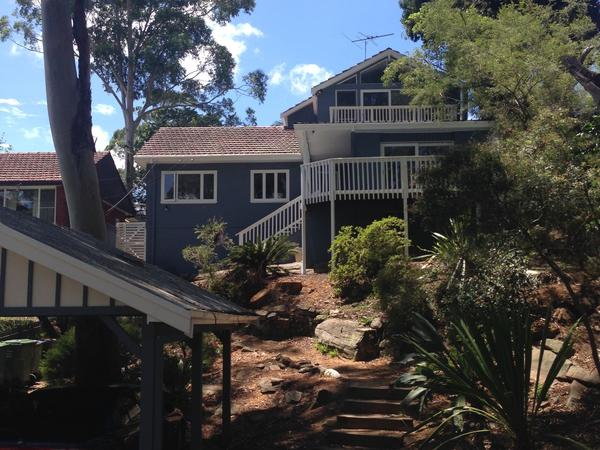 Housesitting assignment in Lindfield, NSW, Australia
