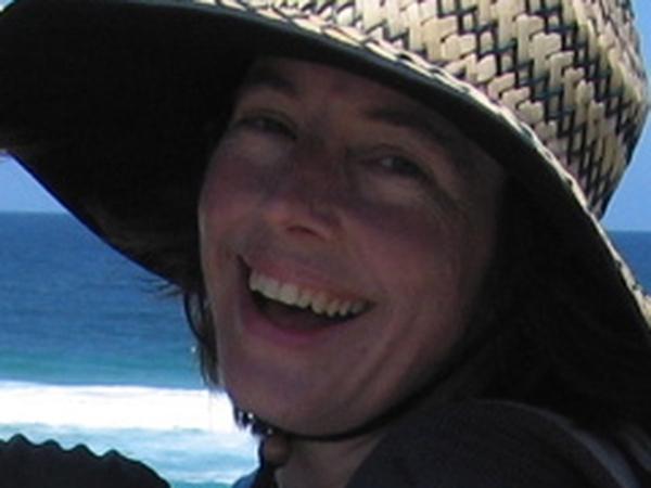 Rebecca from Newtown, NSW, Australia