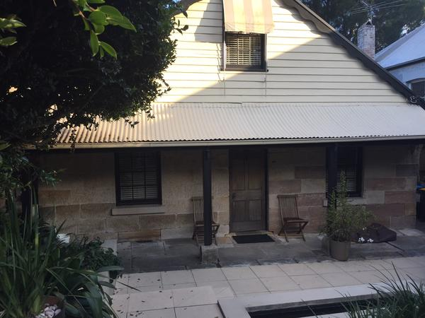 Housesitting assignment in Balmain, NSW, Australia