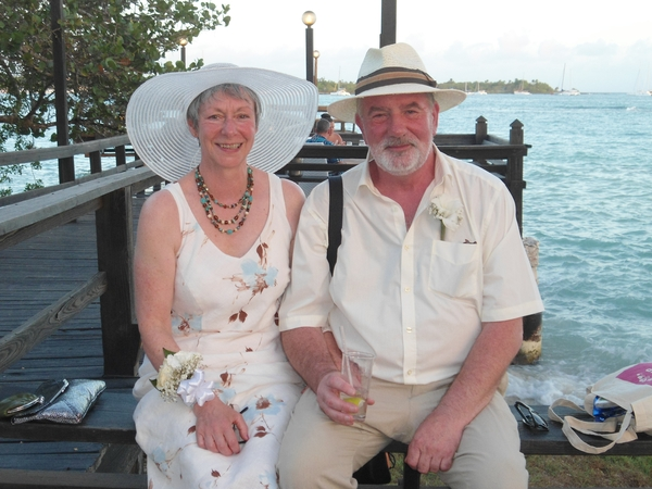 Margaret & George from Aboyne, United Kingdom