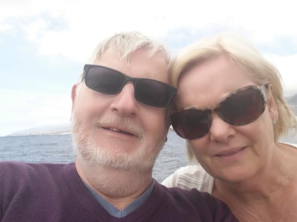 Jim & Norma from Portadown, United Kingdom