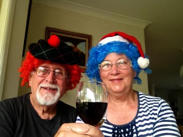 Graham & Jean from Gosford, NSW, Australia