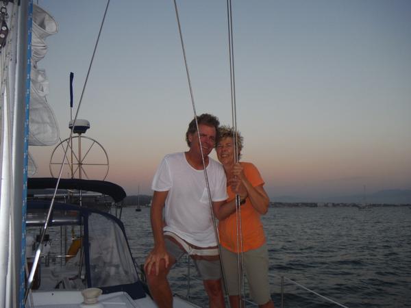 Linda & Allan from Calgary, Alberta, Canada