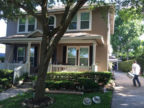 Housesitting assignment in Kyle, TX, United States