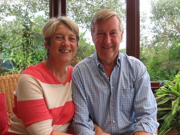 Rebecca & Robert from Norwich, United Kingdom