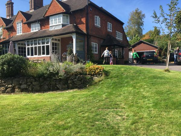 Housesitting assignment in Haslemere, United Kingdom