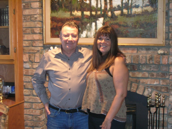 John & Dee from Victoria, British Columbia, Canada