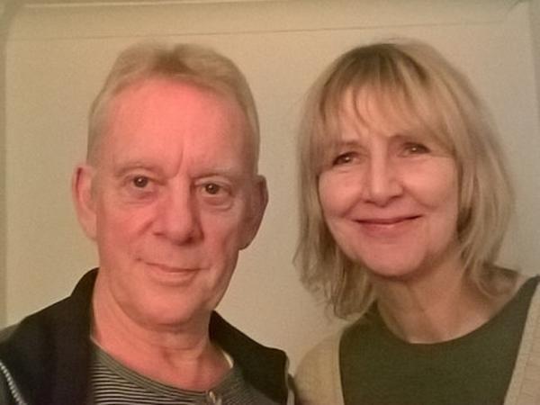 Christabel & Peter from Fumel, France