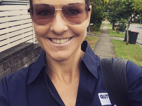 Odette from The Gap, QLD, Australia