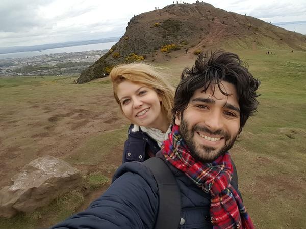 Alina & Alexandru from Constanţa, Romania