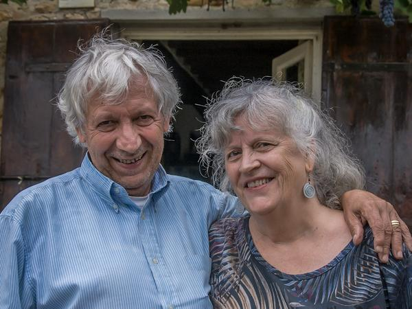 Norma & Silvano from Lucca, Italy