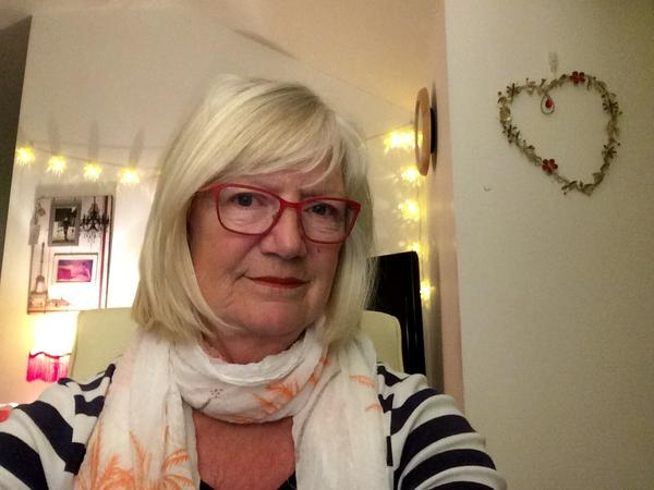 Margaret from Aylsham, United Kingdom