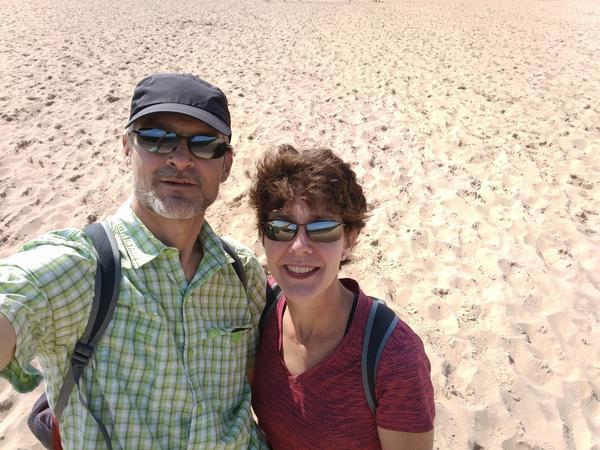 Priscilla & Douglas from Grand Rapids, MI, United States