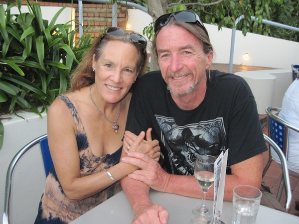 Michael & Ellen from Byron Bay, NSW, Australia