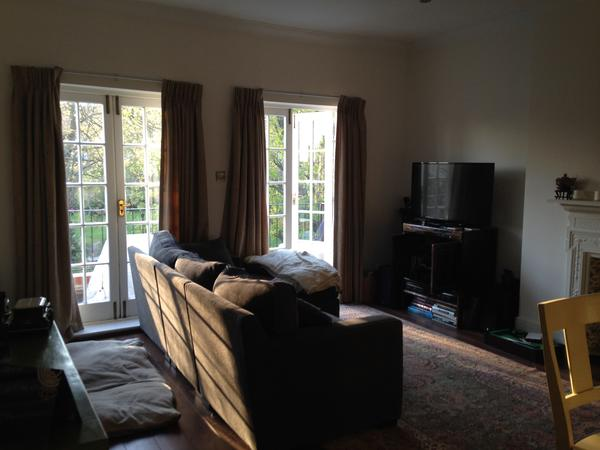 Sunny NW London Flat with lovable yellow lab