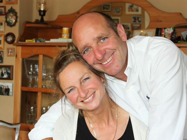 Andrea & Jörg from Hamburg, Germany