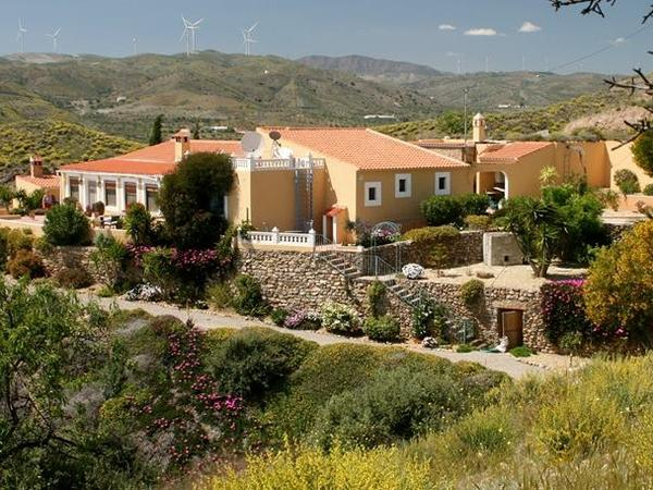 Housesitting assignment in Huércal-Overa, Spain