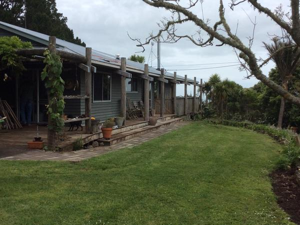 Housesitting assignment in Tuakau, New Zealand