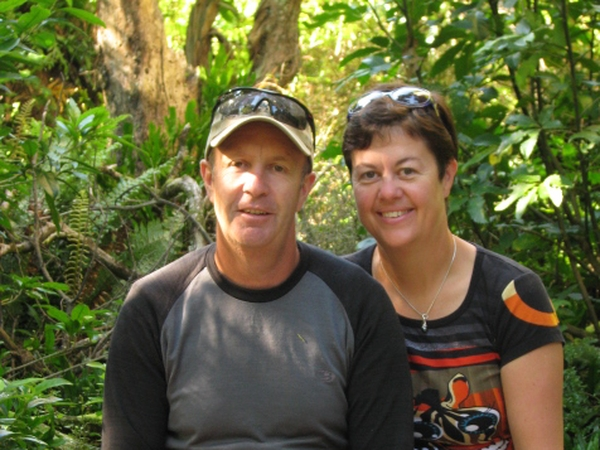 Lee-anne & Neil from Nelson, New Zealand