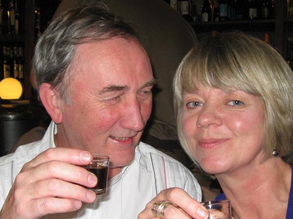 Karen & Michael from Northallerton, United Kingdom