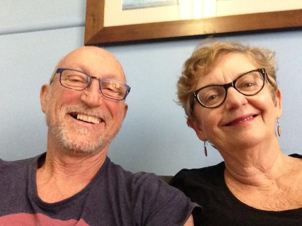Terence & Susan from Tatana, TAS, Australia